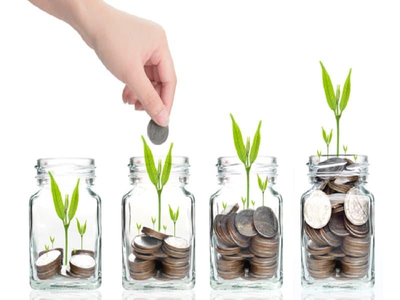 Đầu tư tài chính làm gia tăng số vốn ban đầu