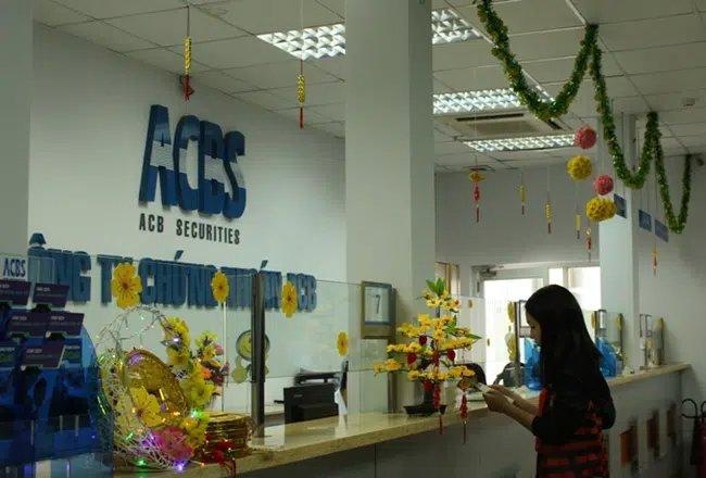 công ty chứng khoán ACBS