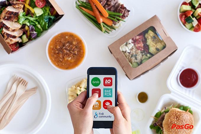 vốn 40 triệu nên bán đồ ăn online